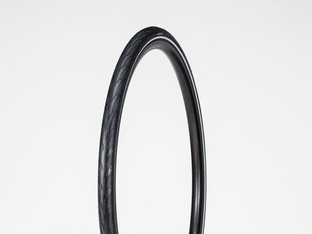 "Bontrager H1 Hard-Case Lite Pneumatico ibrido 28x1.25"", black/reflective"
